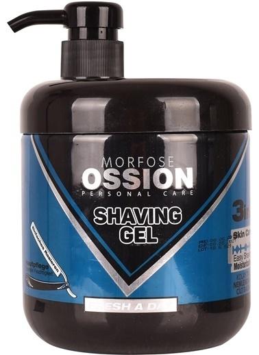 Morfose Morfose Ossion Shaving Gel 3in 1 /Traş Jeli 900 ml Renksiz